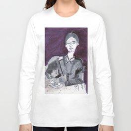Emily Dickinson Long Sleeve T-shirt