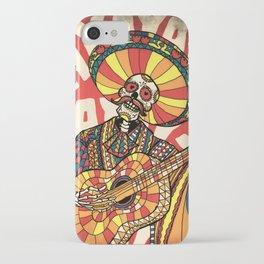 Mariachi iPhone Case