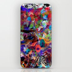 Colorful iPhone Skin