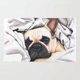 French Bulldog - F.I.P. - Miuda Frenchie Rug