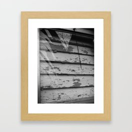 houseghost 1035 Framed Art Print