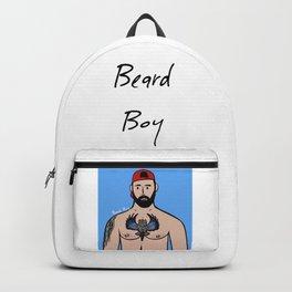 Beard Boy: Jose Santos Backpack