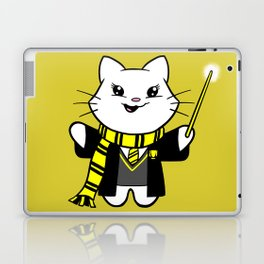 Wizardkitty Badger House! Laptop & iPad Skin
