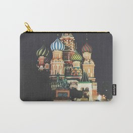 Saint Basil's Cathedral Moscow Carry-All Pouch