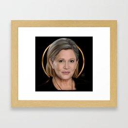 Carrie Framed Art Print