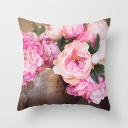 Enduring Romance Throw Pillow