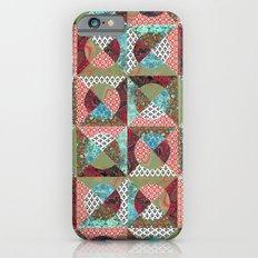 collage mix paper iPhone 6s Slim Case