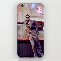 snl iPhone & iPod Skins featuring Neon by F*** Me Pete Davidson