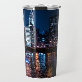 Chicago River Travel Mug
