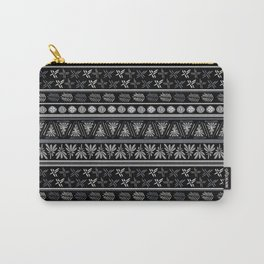 Bohemian Mud cloth Carry-All Pouch