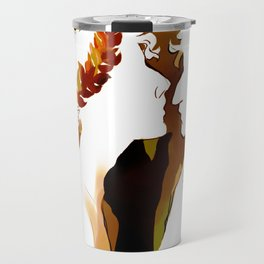 Achilles and Patroclus - Richard Siken Travel Mug