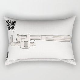 Team The Monkey Wrench Gang Rectangular Pillow