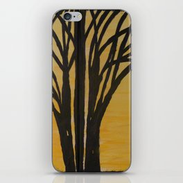 Tree of Life at Sunset iPhone Skin