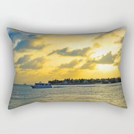 See you at Sunset! Rectangular Pillow