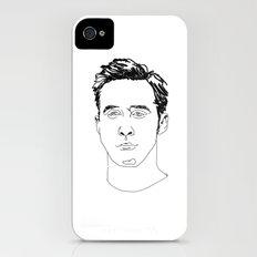 Ryan Gosling Slim Case iPhone (4, 4s)