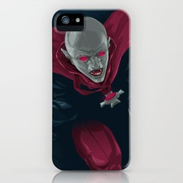 Lords of the Night iPhone Case