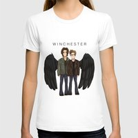 supernatural T-shirts featuring supernatural by f5ver