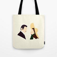 Rhett and Scarlett Tote Bag