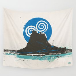 Holy Island of Lindisfarne, Northumberland, England Wall Tapestry