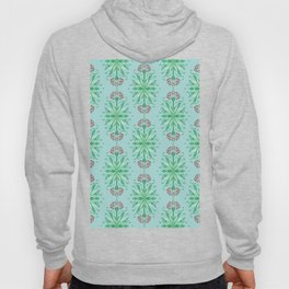 Wild plant pattern 1a Hoody