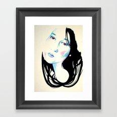 Kelsey Framed Art Print
