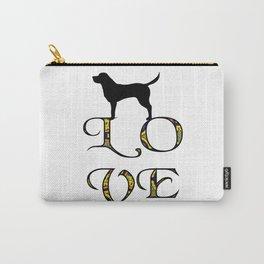 Love Labrador Retriever Carry-All Pouch