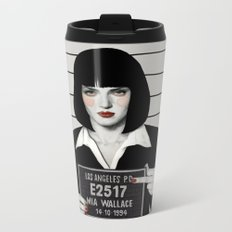 Mia Metal Travel Mug