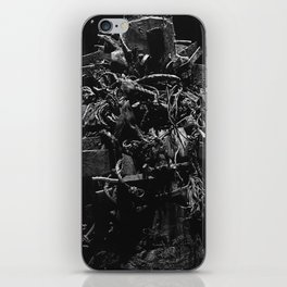 Tangled In Darkness iPhone Skin