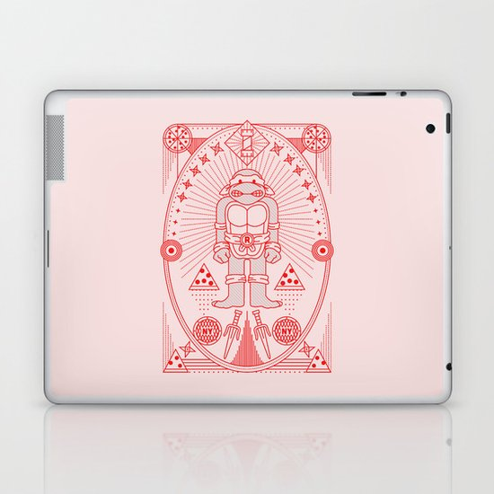 Raph Pizza Jam  Laptop & iPad Skin