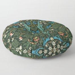 William Morris floral print Floor Pillow