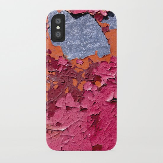 3 Paints iPhone Case