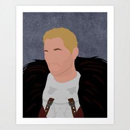 Cullen Stanton Rutherford Art Print