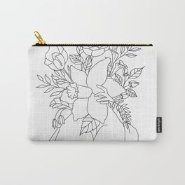 Blossom Hug Carry-All Pouch