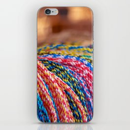 Concept Kaltblutmarkt 2018 : Ropes iPhone Skin