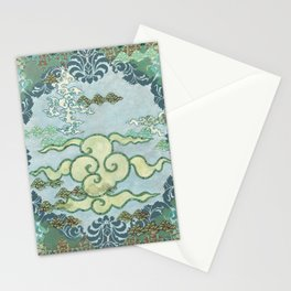 Chinese Cloudscape Stationery Cards