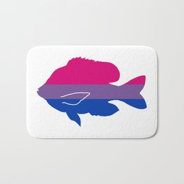 Bi Pride Sunfish Bath Mat
