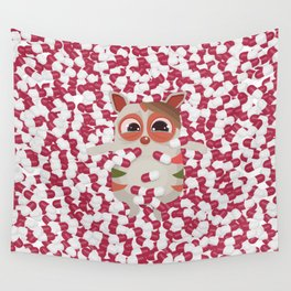 Trauma Ted Wall Tapestry