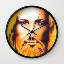 Yeshua Wall Clock