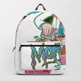 rick and morty3 Backpack