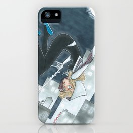 Spider Gwen iPhone Case