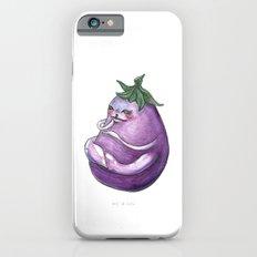 eggplant baby iPhone 6s Slim Case