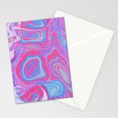Suminagashi 02 Stationery Cards