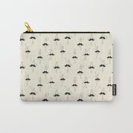 The Ballet of Mustache Carry-All Pouch