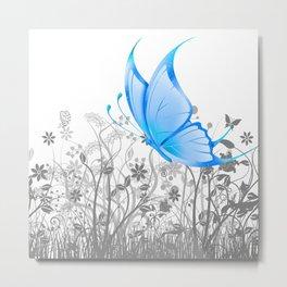 Fantasy Butterfly #2 Metal Print