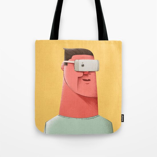 New Reality Tote Bag