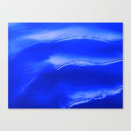 Ocean Decor, Home & Accessories, Waves, Blue, Art Prints, Wall Art Canvas Print