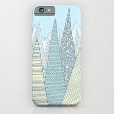 Summer Mountains iPhone 6s Slim Case