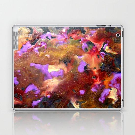 Encaustic Abstract 1 Laptop & iPad Skin