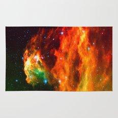 Spaceplosion Rug