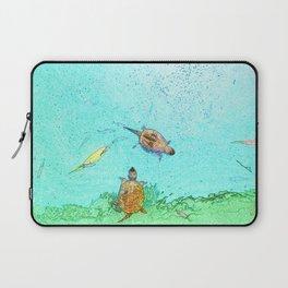 Pond Life Laptop Sleeve